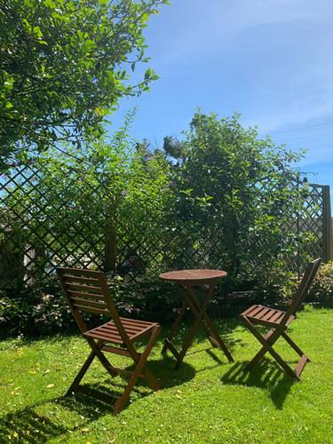 Gower View garden
