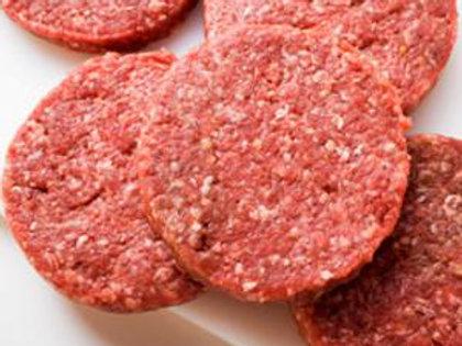 1/4 lb Beef Burger x 4