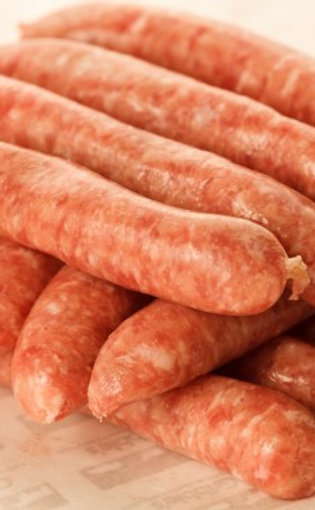 Norfolk Pork Chipolatas