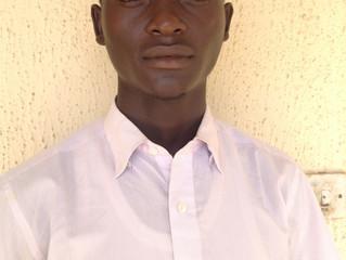 Meet Abdulwahab Sponsored University Student
