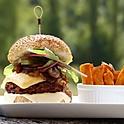 Végan burger
