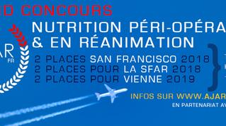 Concours AJAR FR x Groupe Ponroy Santé : partez en congrès !