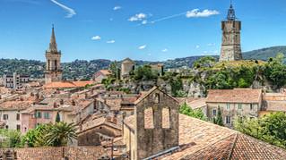 Poste d'AR à Draguignan - Elsan