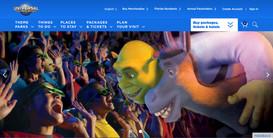Shrek 4D & Harry Potter World