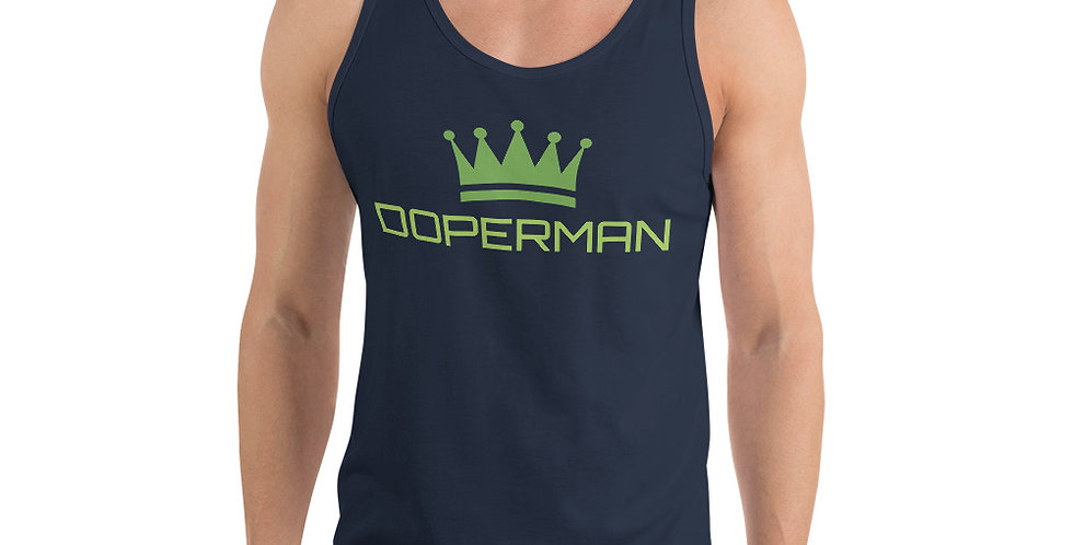 Doperman King Tank Top