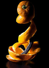 orangettes et autre fruits confits