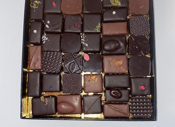 Boite luxe  275g de chocolats fins