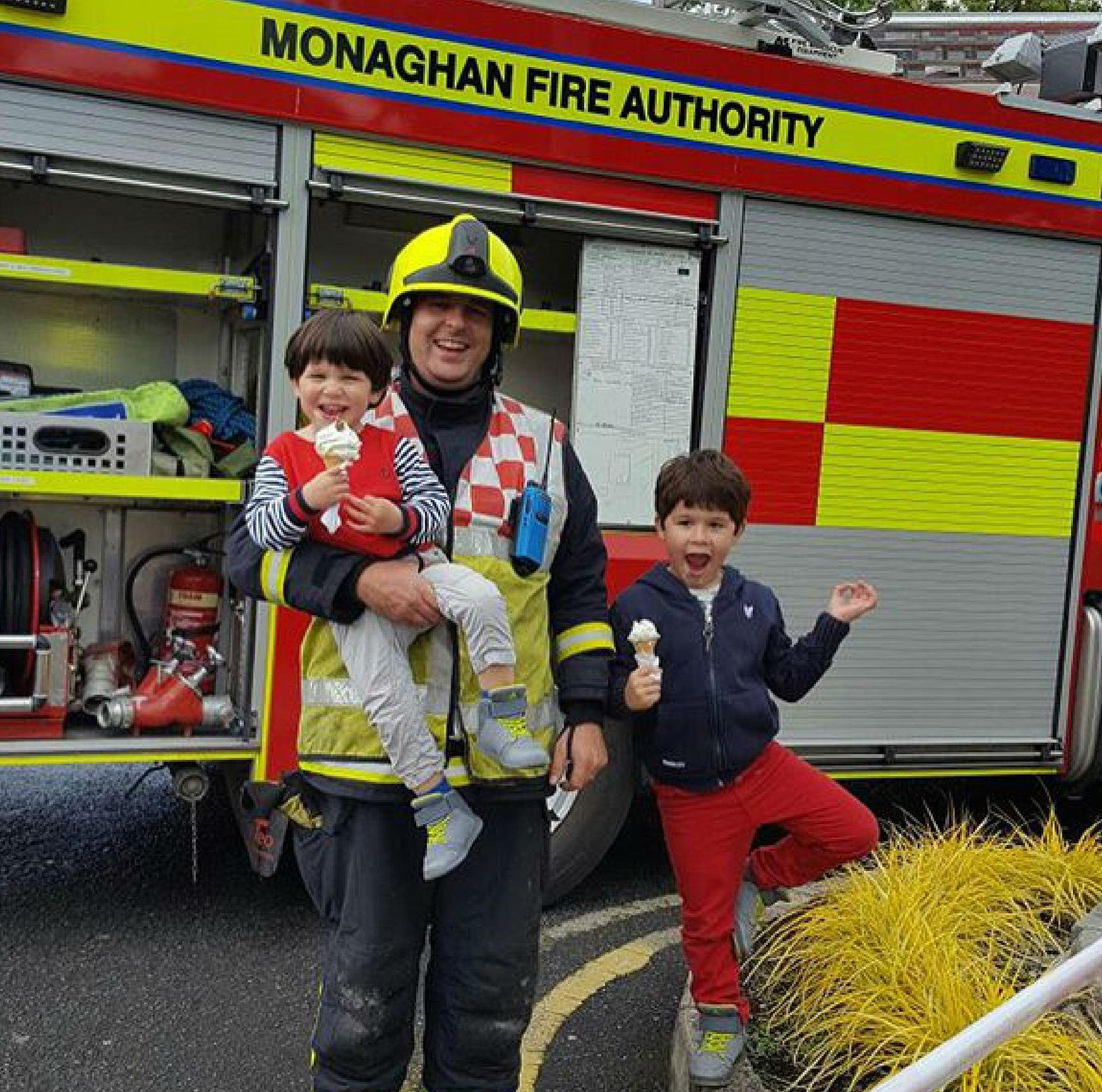 HOST FAMILY MONAGHAN_