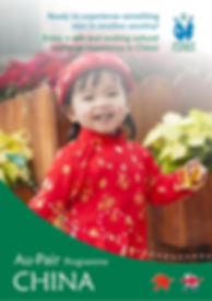 Programa Au Pair en China