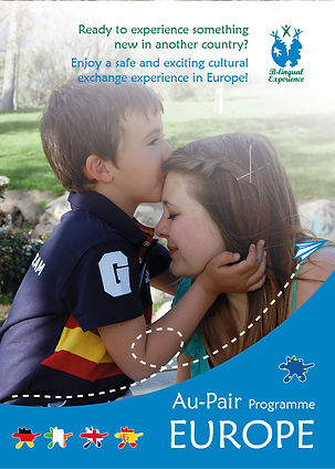 Program Au Pair en Europa
