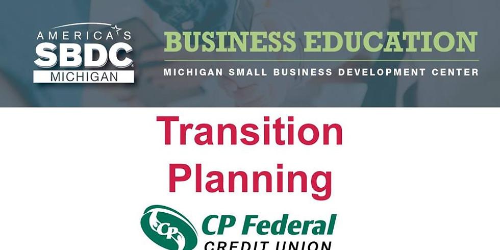 Business Seminar 6 of 6-Transition Planning