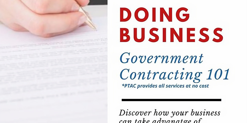 Doing Business (Government Contracting 101)