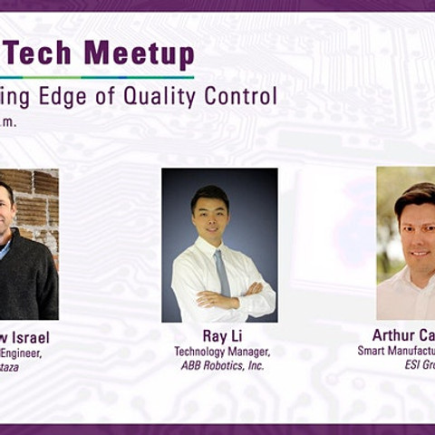 A2Mobility Tech Meetup   Autaza: The Cutting Edge of Quality Control