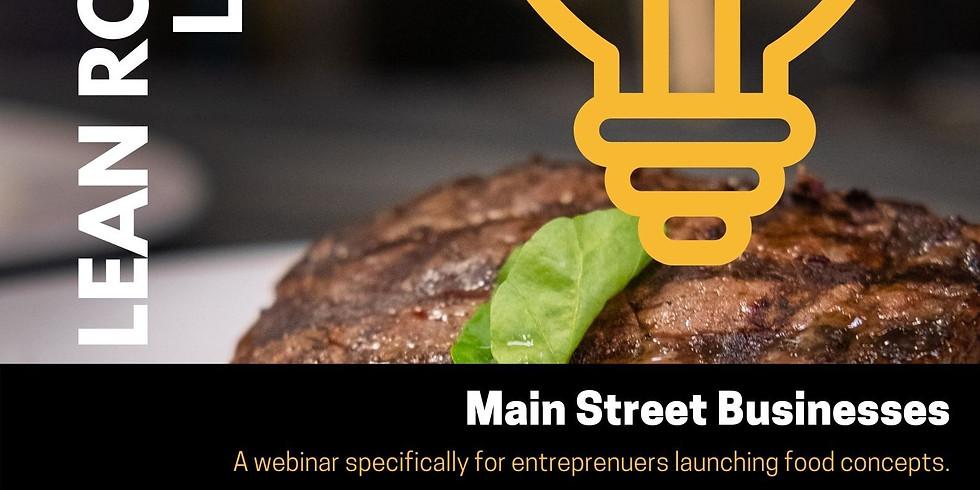 Lean Rocket Local - Main Street Businesses
