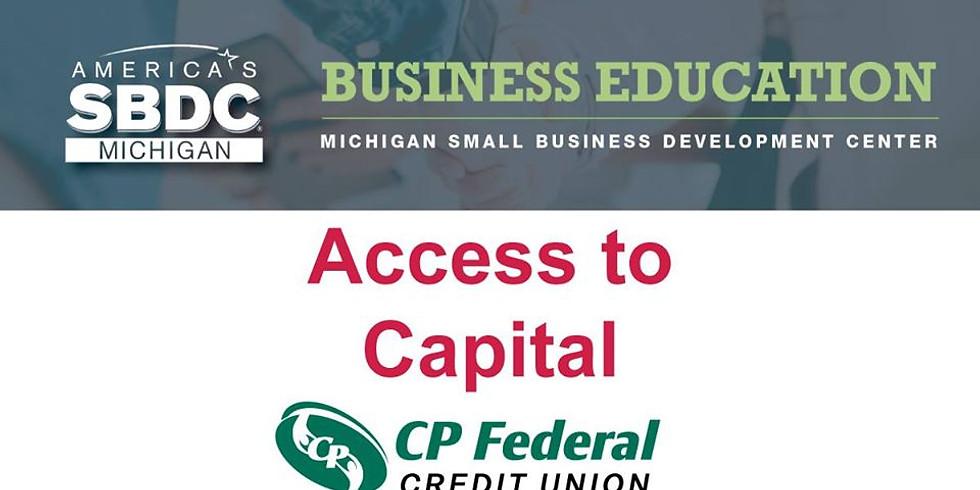 Seminar 5 of 6-Access to Capital