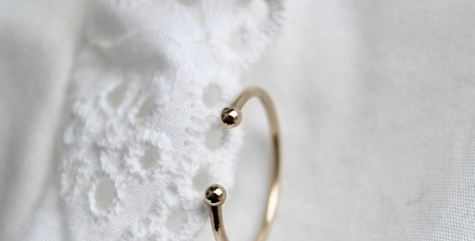 The Callie    9ct Gold