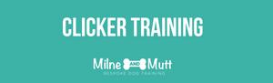 How to clicker train my dog Clicker training