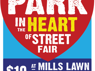 Event Recap: Street Fair Parking