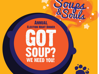 Warm Up with Mills Lawn PTO and Soups 'N' Souls