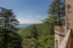 Villa Pax - Sacromonte - Varese - Vista
