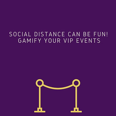 Gamify VIP Events