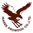 Isaree Prowoods logo transparent bg_edit