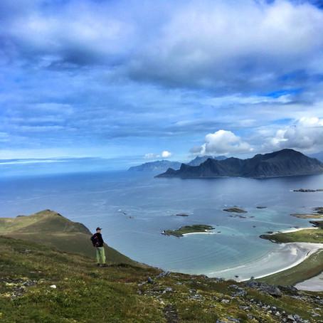 Roadtrippin' Norge på langs   Lofoten, Helgeland, Nordmøre