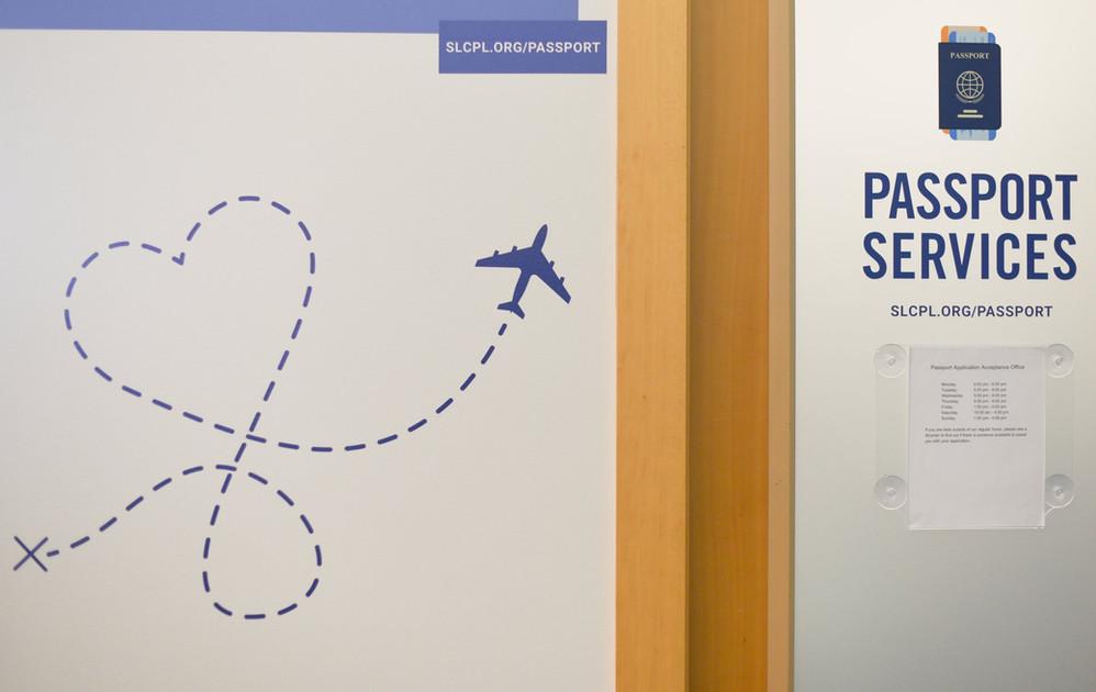 Passport Services Office