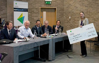 Our Innovation Forum Business Idea Competition win is in the press