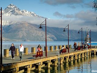 ニュージーランド航空で行くクイーンズタウン