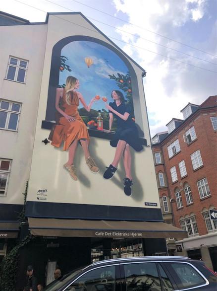 街中のアート