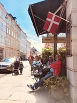 コペンハーゲンの街