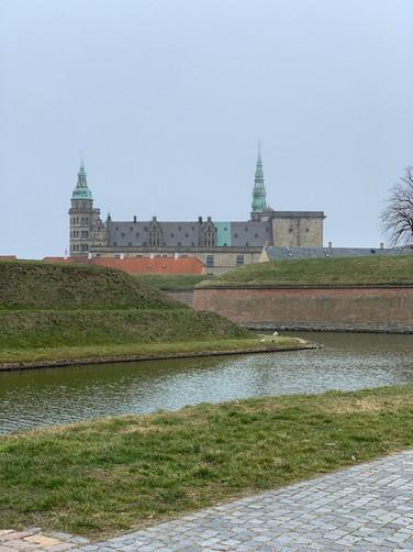 Kronborg城