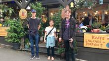 大学生・下川佳恵さんの森の幼稚園体験レポート掲載しました。