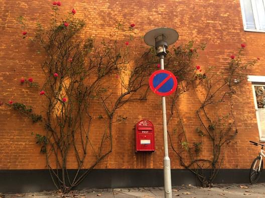 街中のポスト