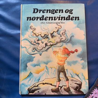 デンマークの絵本「少年と北風」