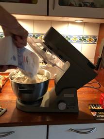 パンを作る