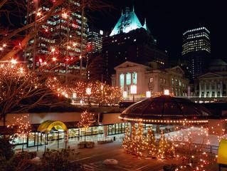カナダでクリスマス