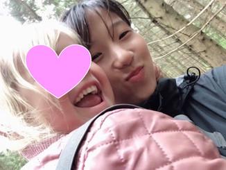 大学生・長谷川輝会さんの森の幼稚園研修レポート掲載しました。