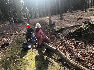 森の幼稚園②