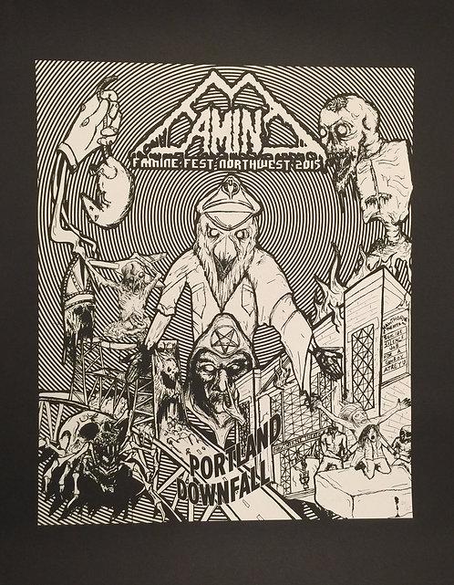 Famine Fest 2015 Poster-Art