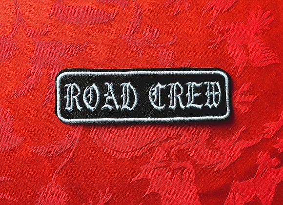 Road Crew Patch