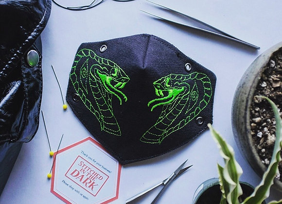 Snakes Mask