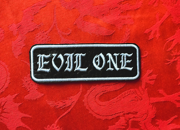Evil One Small Patch