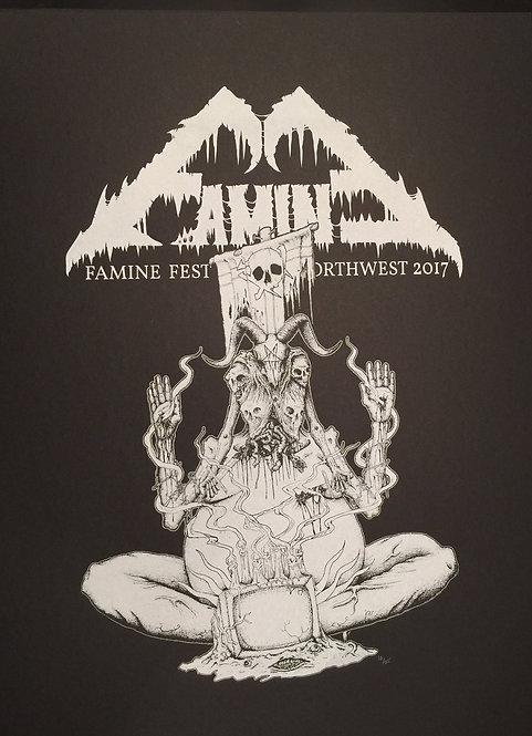 Famine Fest 2017 Poster-Art