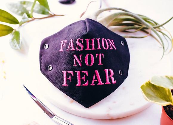 Fashion Not Fear