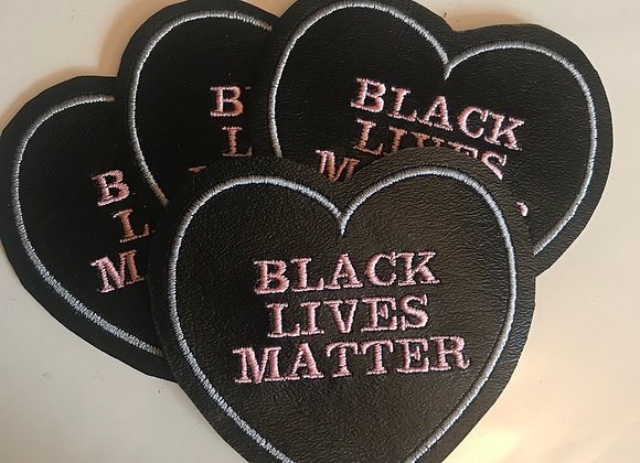 Black Lives Matter- Pink Letters
