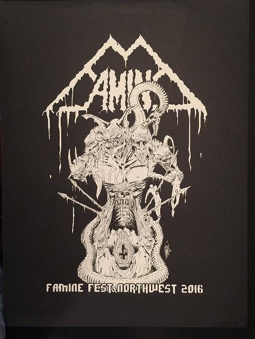 Famine Fest 2016 Poster-Art