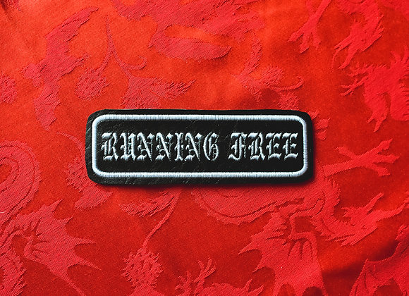 Running Free Patch