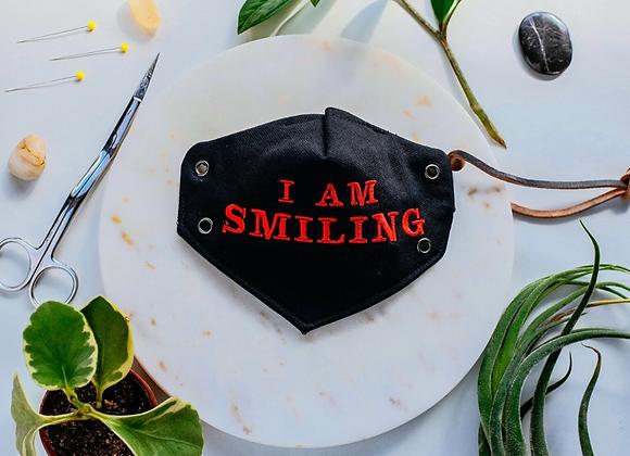 I am Smiling Mask